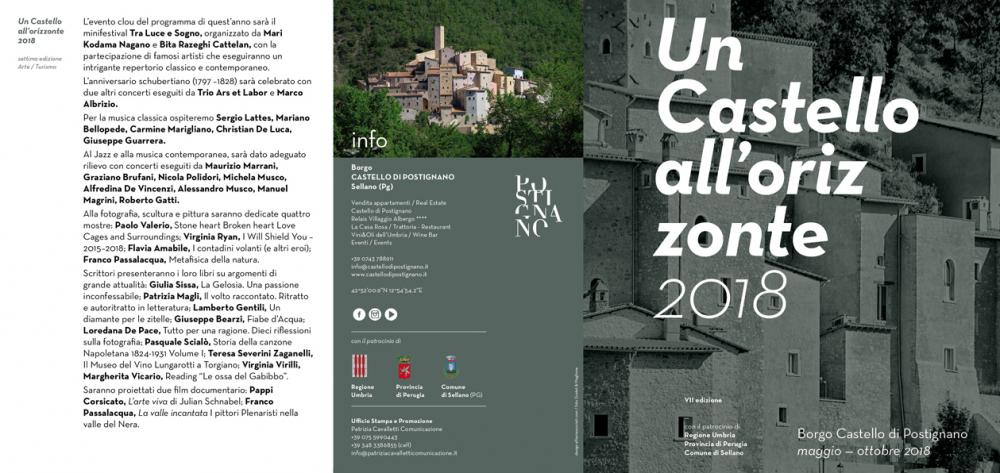 Un Castello all'orizzonte 2018