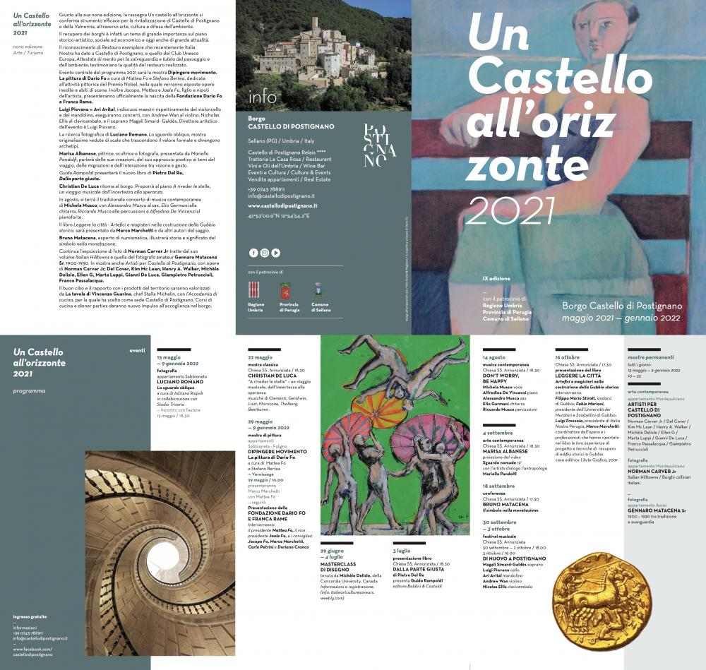 Un Castello all'Orizzonte 2021