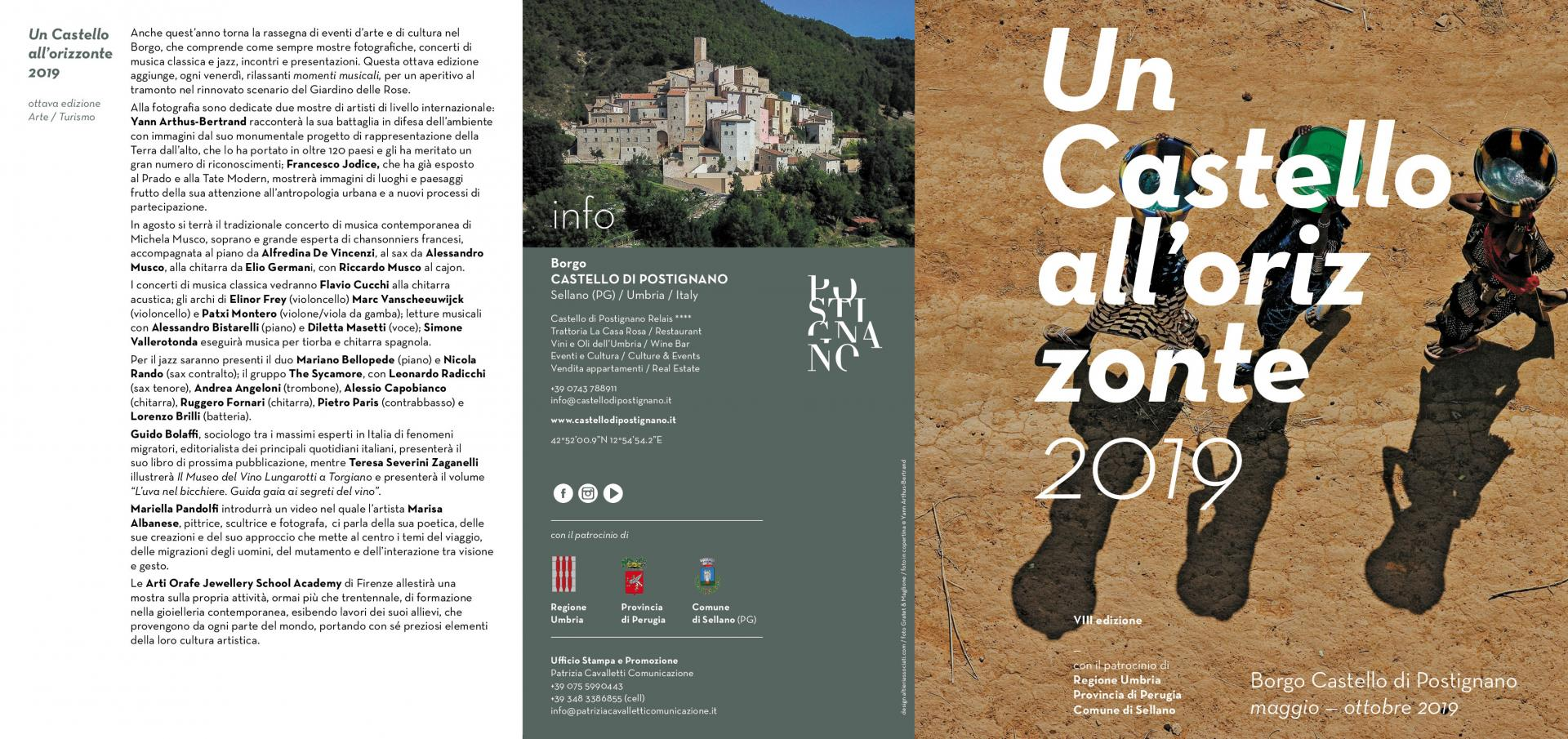 Un Castello all'Orizzonte 2019