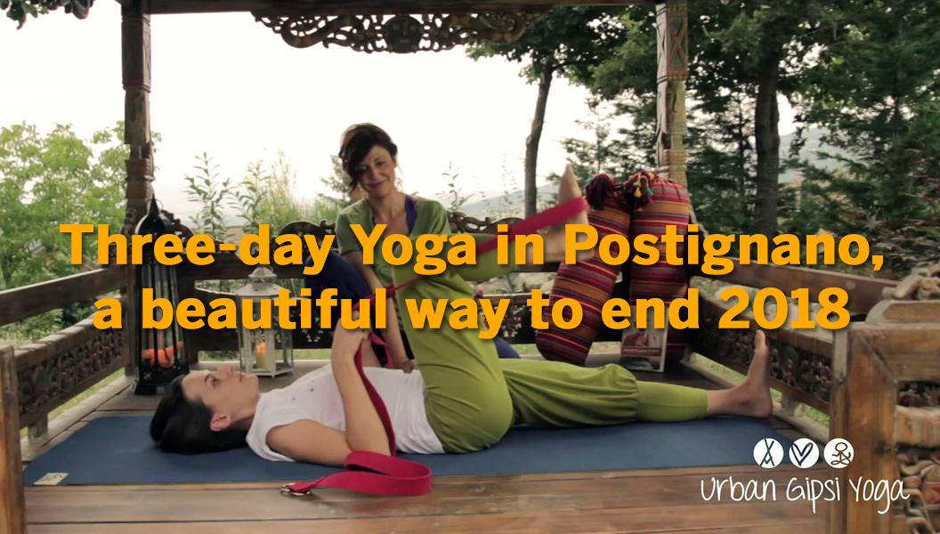 yoga in Postignano