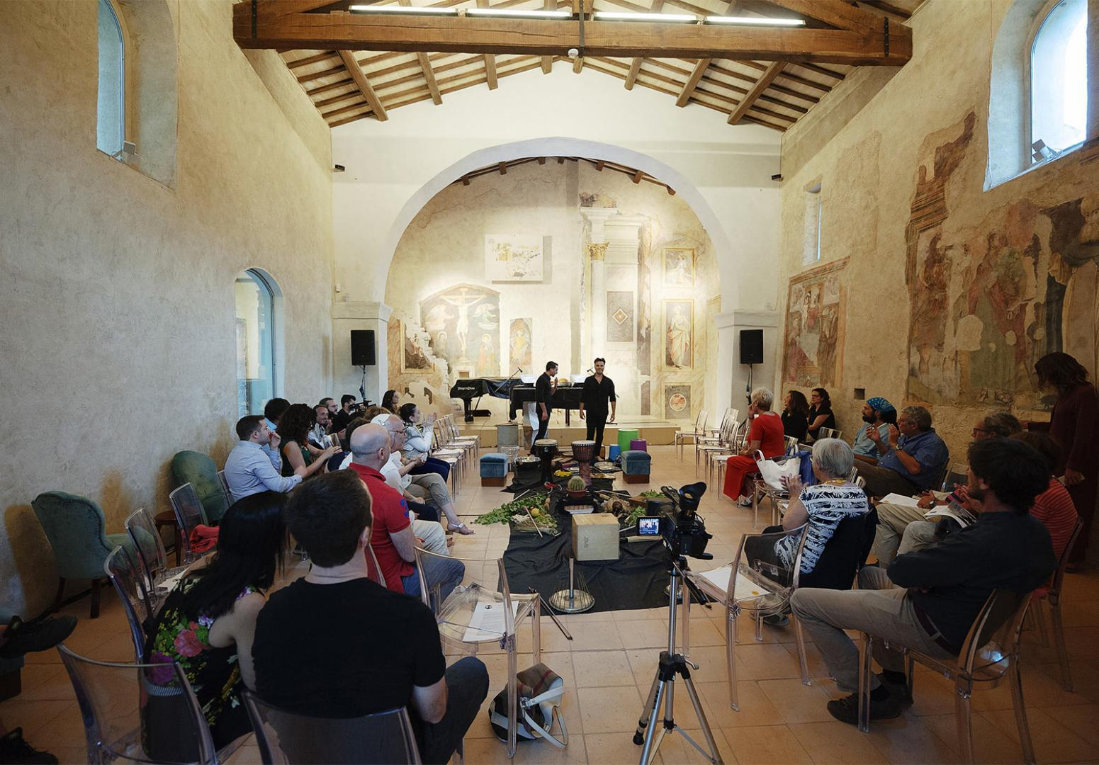 Events at Castello di Postignano